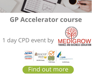 GP Business accelerator course by MediGrow